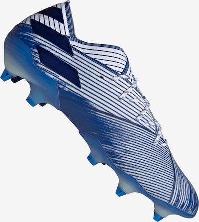 ADIDAS PERFORMANCE Fußballschuhe 'Nemeziz 19.1' in blau / weiß, Produktansicht