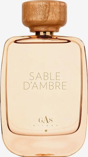 Gas Bijoux Parfüm 'Sable d'Ambre' in transparent, Produktansicht