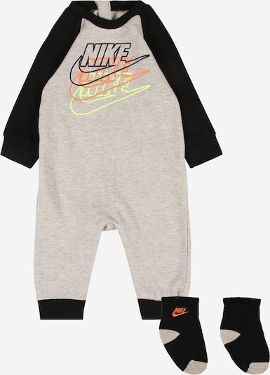 Nike Sportswear Ganzteile 'NKB FUTURA COVERALL SOCK SET' in beige / schwarz, Produktansicht