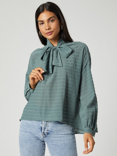 Guido Maria Kretschmer Collection Blouse 'Jenna' in Mint, View model