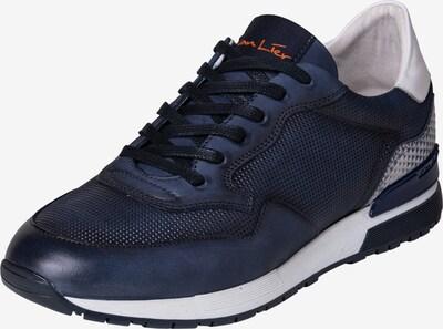Van Lier Sneakers laag 'Chavar' in de kleur Marine / Lichtgrijs / Wit, Productweergave