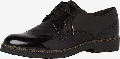 Batai su raišteliais iš TAMARIS , spalva - juoda, Prekių apžvalga