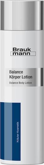 Hildegard Braukmann Balance Körper Lotion in weiß: Frontalansicht
