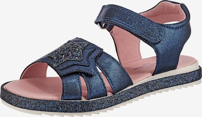 RICHTER Sandale in dunkelblau, Produktansicht