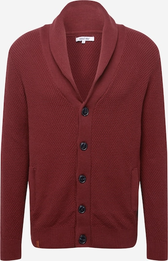 ABOUT YOU Knit Cardigan 'Davin' in Bordeaux, Item view