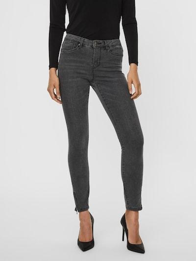 Jeans 'TILDE' VERO MODA pe gri, Vizualizare model
