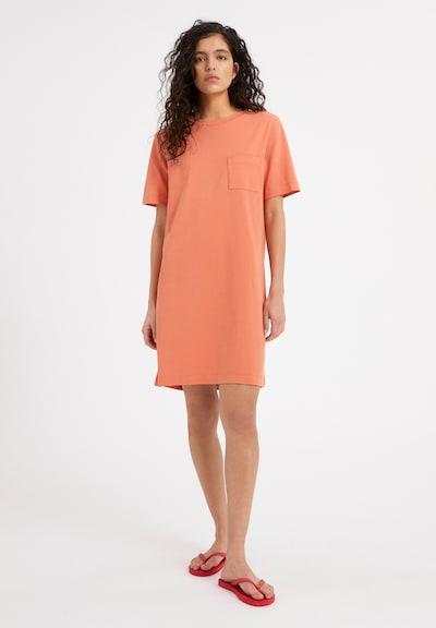 ARMEDANGELS Kleid ' Kleaa ' in koralle, Modelansicht