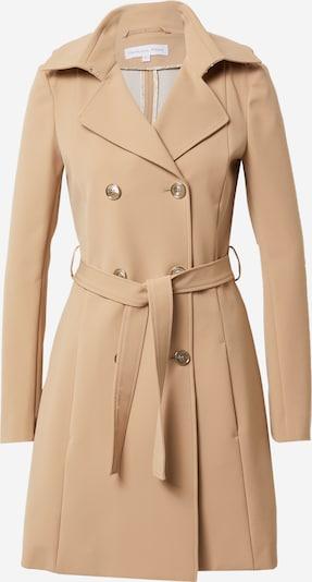 Palton de primăvară-toamnă 'TRENCH' PATRIZIA PEPE pe bej, Vizualizare produs
