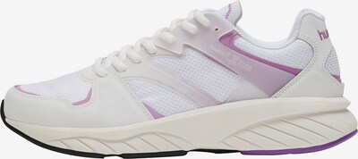 Hummel Sneakers in Purple / White / natural white, Item view