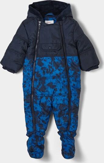 s.Oliver Overall in de kleur Blauw / Marine, Productweergave