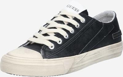 GUESS Sneaker 'Ederle LO' in schwarz, Produktansicht