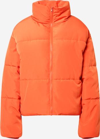 LENI KLUM x ABOUT YOU Jacke 'Lilli' in Orange