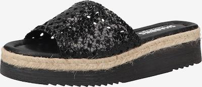 SHABBIES AMSTERDAM Muiltjes in de kleur Zwart, Productweergave