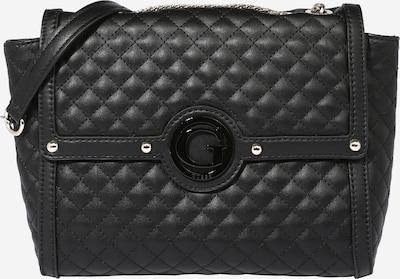 GUESS Чанта за през рамо тип преметка 'Heyden' в черно: Изглед отпред