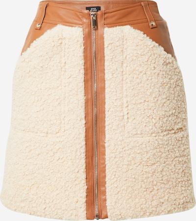 River Island Skirt in Cream / Cognac, Item view