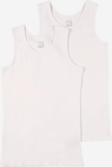 OVS Onderhemd in de kleur Wit, Productweergave