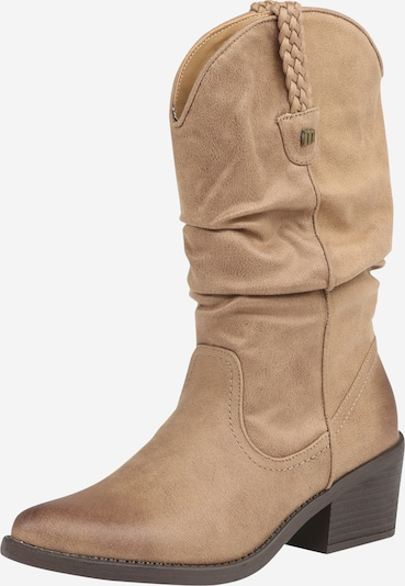 MTNG Stiefel 'TANUBIS' in taupe, Produktansicht