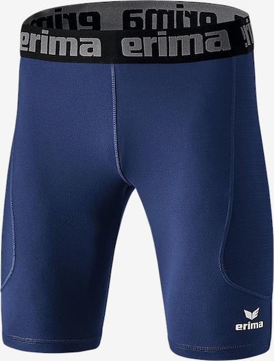 ERIMA Sportunterhose in dunkelblau / grau / schwarz / weiß, Produktansicht