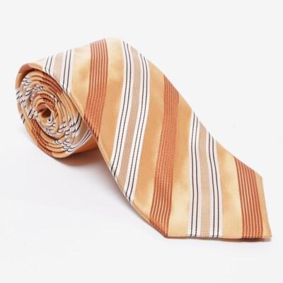 HUGO Krawatte in One Size in orange, Produktansicht