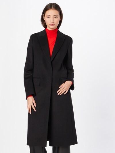 HUGO Mantel 'Mylas' in schwarz, Modelansicht
