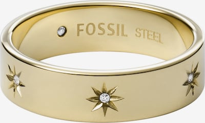 FOSSIL Ring in Gold, Item view