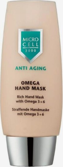 Micro Cell Hand Mask 'Silver Line Omega' in weiß, Produktansicht