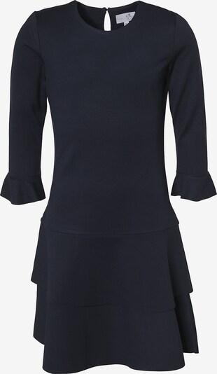 happy girls Kleid in ultramarinblau, Produktansicht