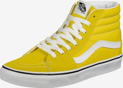 VANS Sneaker 'UA SK8-Hi' in gelb / weiß, Produktansicht