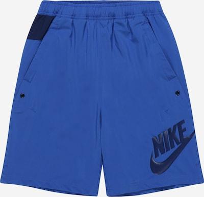 Nike Sportswear Spodnie w kolorze królewski błękit / ciemny niebieskim, Podgląd produktu