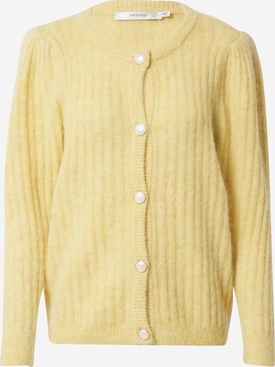 Gestuz Knit cardigan 'Alpia' in Yellow, Item view