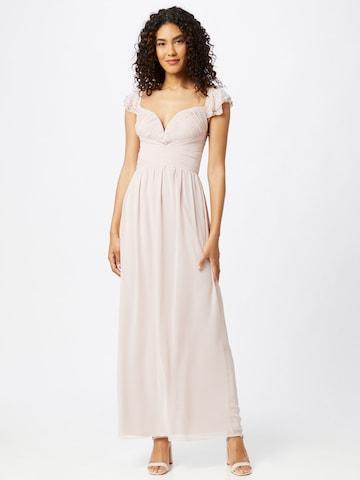 Little Mistress Večerné šaty - ružová
