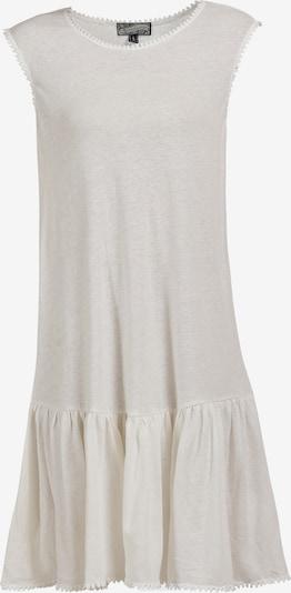 DreiMaster Vintage Sommerkleid in wollweiß, Produktansicht