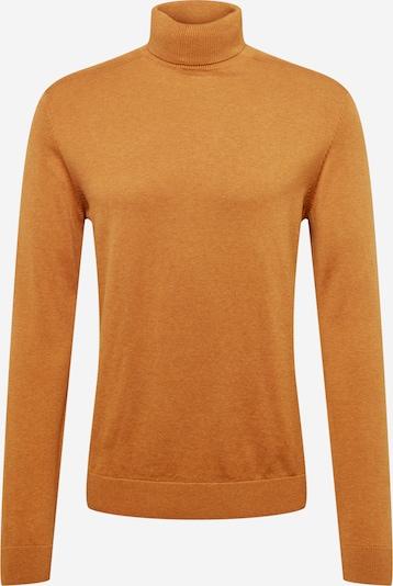 Pullover 'Berg' SELECTED HOMME di colore cognac, Visualizzazione prodotti