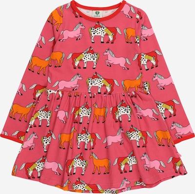 Småfolk Kleid 'Horses' in mischfarben / pitaya, Produktansicht