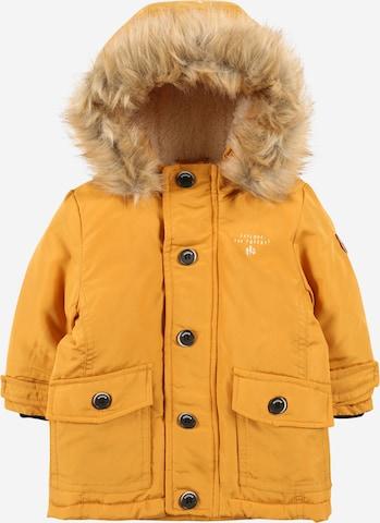 Giacca invernale di STACCATO in giallo