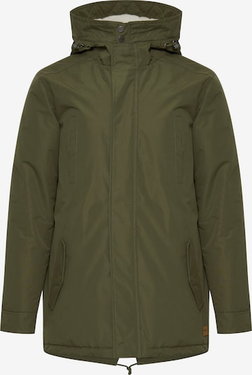 BLEND Parka 'SERGIUS' in grün / khaki, Produktansicht