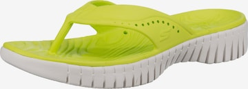 SKECHERS T-Bar Sandals 'Go Walk Smart Mahalo' in Green