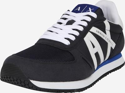 ARMANI EXCHANGE Sneaker in navy / weiß, Produktansicht