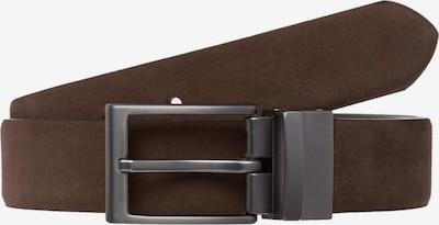 BRAX Gürtel in dunkelbraun, Produktansicht