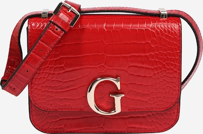 GUESS Clutch 'Corily' in de kleur Vuurrood, Productweergave