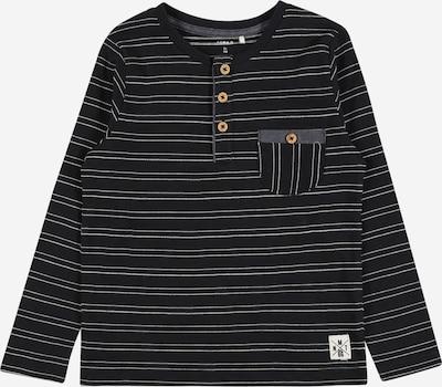 NAME IT Shirt 'NFORT' in saphir / weiß, Produktansicht