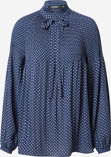 Lauren Ralph Lauren Bluza u mornarsko plava / bijela, Pregled proizvoda