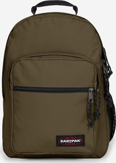 EASTPAK Rucksack in khaki / schwarz, Produktansicht