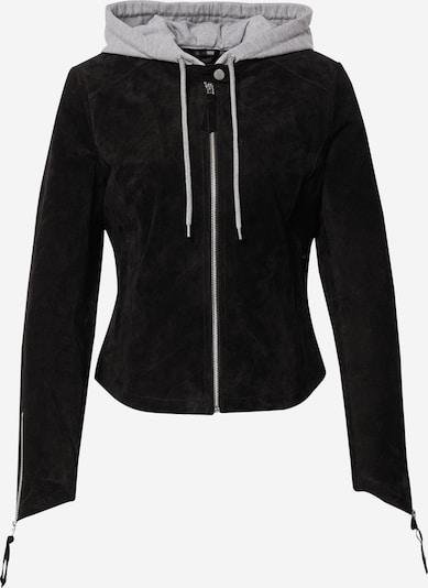 FREAKY NATION Overgangsjakke 'Lahja' i grå / sort, Produktvisning