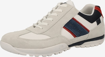 Dockers by Gerli Sneaker in beige / weiß, Produktansicht