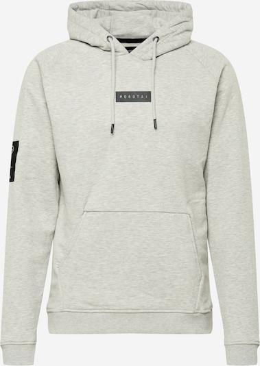 MOROTAI Sportiska tipa džemperis ' Small Bloc Logo Hoodie ' pelēks / gaiši pelēks, Preces skats