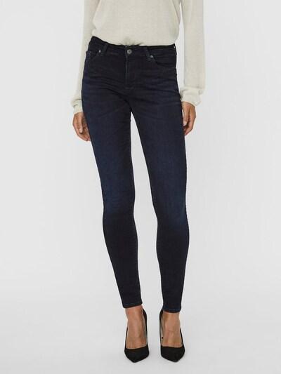 VERO MODA Jeans in blau, Modelansicht