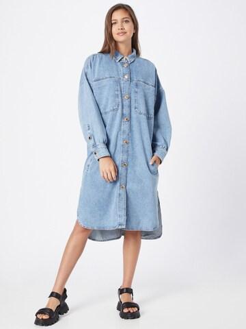 mėlyna River Island Palaidinės tipo suknelė