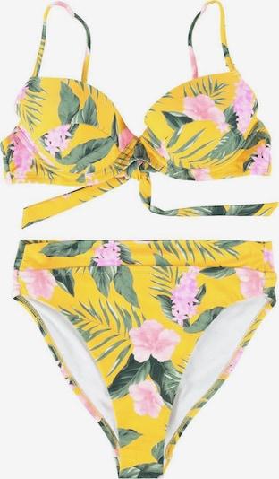 BRUNOTTI Bikini 'EMILIA' in gelb / grün / pink, Produktansicht