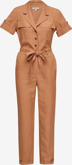 Ci comma casual identity Jumpsuit in karamell, Produktansicht